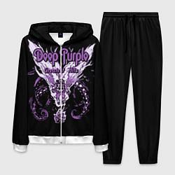 Костюм мужской Deep Purple: Greatest Hits цвета 3D-белый — фото 1
