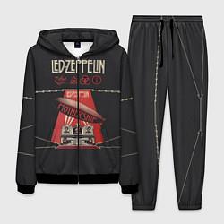 Костюм мужской Led Zeppelin: Mothership цвета 3D-черный — фото 1