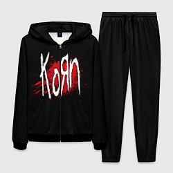 Костюм мужской Korn: Blood цвета 3D-черный — фото 1