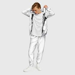 Костюм мужской XXXTentacion: Pixel Art цвета 3D-меланж — фото 2