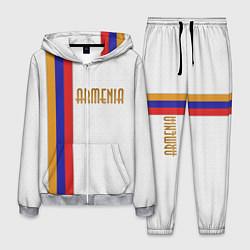 Костюм мужской Armenia Line цвета 3D-меланж — фото 1