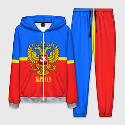 Костюм мужской Барнаул: Россия цвета 3D-меланж — фото 1