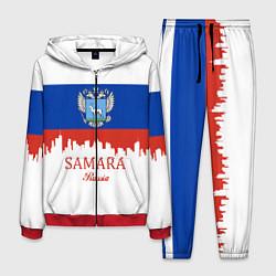 Костюм мужской Samara: Russia цвета 3D-красный — фото 1