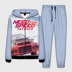 Костюм мужской Need for Speed: Payback цвета 3D-черный — фото 1
