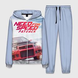 Костюм мужской Need for Speed: Payback цвета 3D-меланж — фото 1