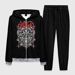 Костюм мужской Slayer: Hell Goat цвета 3D-меланж — фото 1
