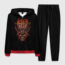 Костюм мужской Slayer Hell цвета 3D-красный — фото 1