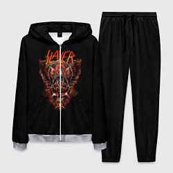 Костюм мужской Slayer Hell цвета 3D-меланж — фото 1