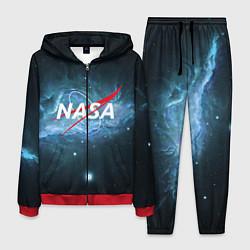 Костюм мужской NASA: Space Light цвета 3D-красный — фото 1