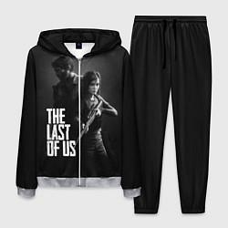 Костюм мужской The Last of Us: Black Style цвета 3D-меланж — фото 1