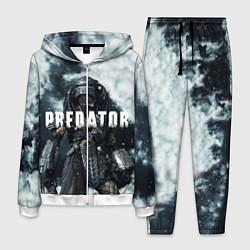 Костюм мужской Winter Predator цвета 3D-белый — фото 1