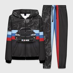 Костюм мужской BMW X5 M цвета 3D-черный — фото 1
