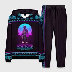 Костюм мужской Fortnite: Neon Battle цвета 3D-черный — фото 1