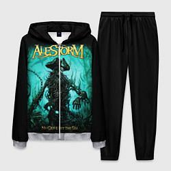 Костюм мужской Alestorm: Death Pirate цвета 3D-меланж — фото 1