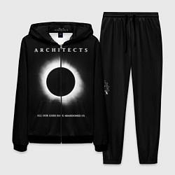 Костюм мужской Architects: Black Eclipse цвета 3D-черный — фото 1