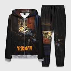Костюм мужской Escape From Tarkov цвета 3D-меланж — фото 1