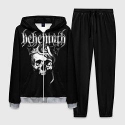 Костюм мужской Behemoth цвета 3D-меланж — фото 1