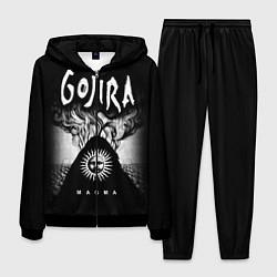 Костюм мужской Gojira: Magma цвета 3D-черный — фото 1