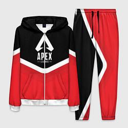 Костюм мужской Apex Legends: Uniform цвета 3D-белый — фото 1