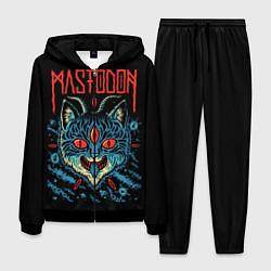 Костюм мужской Mastodon: Demonic Cat цвета 3D-черный — фото 1