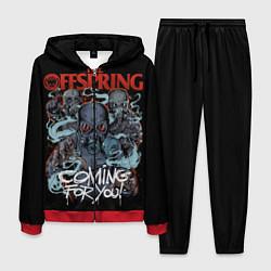 Костюм мужской The Offspring: Coming for You цвета 3D-красный — фото 1
