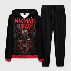 Костюм мужской Machine Head: Blooded Skull цвета 3D-красный — фото 1