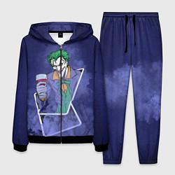 Костюм мужской Joker from cards цвета 3D-черный — фото 1