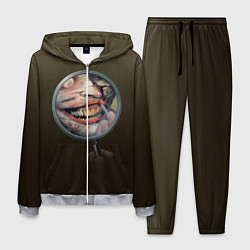 Костюм мужской Joker Smile цвета 3D-меланж — фото 1