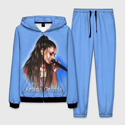 Костюм мужской Ariana Grande Ариана Гранде цвета 3D-черный — фото 1