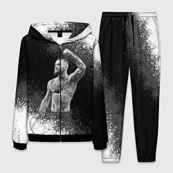 Костюм мужской Conor McGregor цвета 3D-черный — фото 1