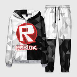 Костюм мужской ROBLOX цвета 3D-меланж — фото 1