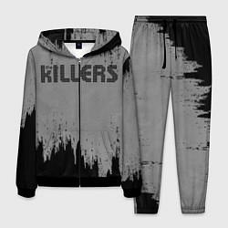 Костюм мужской The Killers Logo цвета 3D-черный — фото 1