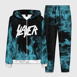 Костюм мужской Slayer цвета 3D-белый — фото 1