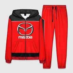 Костюм мужской MAZDA цвета 3D-красный — фото 1