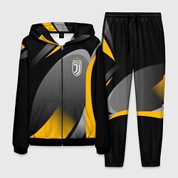 Костюм мужской Juventus Uniform цвета 3D-черный — фото 1