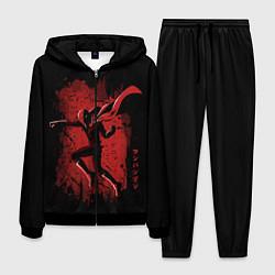 Костюм мужской One-Punch Man цвета 3D-черный — фото 1