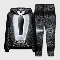 Костюм мужской Metallica: Death Magnetic цвета 3D-черный — фото 1
