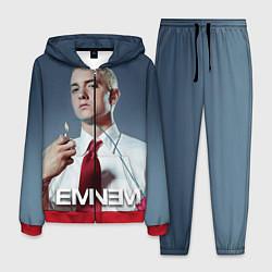 Костюм мужской Eminem Fire цвета 3D-красный — фото 1