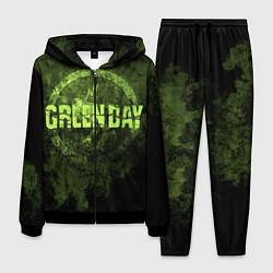 Костюм мужской Green Day: Acid Voltage цвета 3D-черный — фото 1