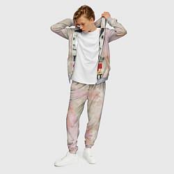 Костюм мужской Limp Bizkit цвета 3D-меланж — фото 2