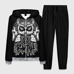 Костюм мужской BMTH Owl цвета 3D-меланж — фото 1