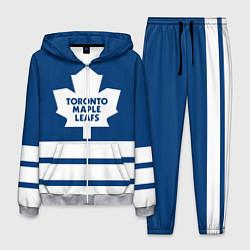 Костюм мужской Toronto Maple Leafs цвета 3D-меланж — фото 1
