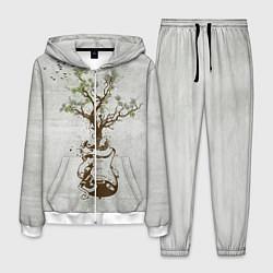 Костюм мужской Three Days Grace: Tree цвета 3D-белый — фото 1