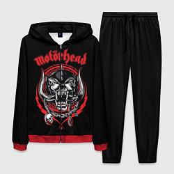 Костюм мужской Motorhead цвета 3D-красный — фото 1