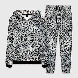 Костюм мужской White Jaguar цвета 3D-черный — фото 1