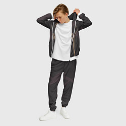 Костюм мужской Ninjas in Pyjamas: Uniform цвета 3D-белый — фото 2