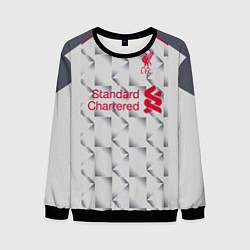 Свитшот мужской FC Liverpool: Salah Alt 18/19 цвета 3D-черный — фото 1