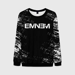 Свитшот мужской EMINEM цвета 3D-черный — фото 1
