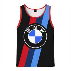 Мужская майка без рукавов BMW M: Black Sport
