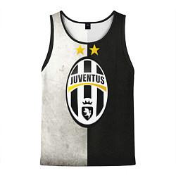 Мужская майка без рукавов FC Juventus W&B